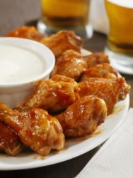 Super Bowl Weekend Favorite Food: Chicken Wings