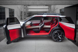 Concept Cars Show Road to the Future