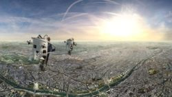 Travel Technology: Fly Over Paris Virtually