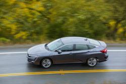Test Drive: 2018 Honda Clarity Plug-In Hybrid