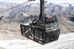 World's Largest Open-Air Gondola Opens in Alps