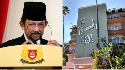 hotels owned by brunei to avoid
