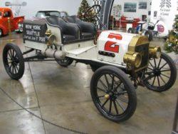 Vintage Model T Vehicles Travel Coast to Coast