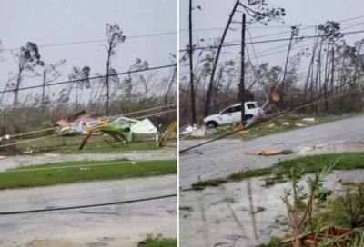 Hurricane Dorian Slams Bahamas