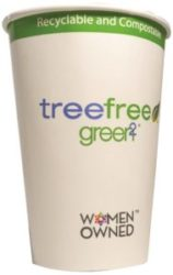 sustainable paper cup
