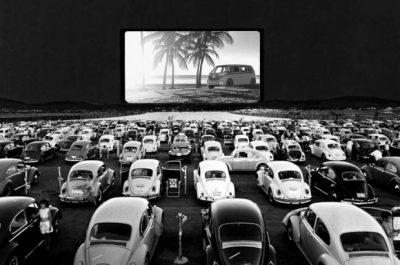 drive-in movies are back in style