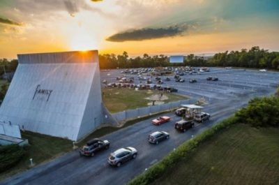 drive-in theaters popular again