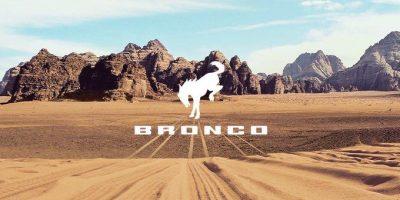 Ford brings back Bronco