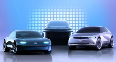 Hyundai creates EV-only brand