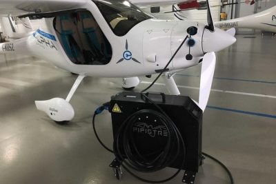 electric airplane certified in Switzerland