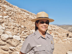 NPS Names Native American as Top Liaison