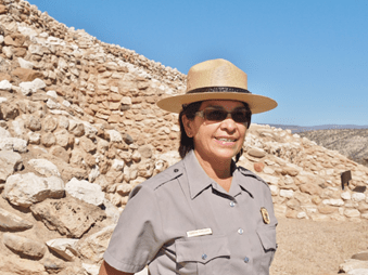 National Park Service appoints Native American director