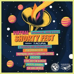 Virtual Shorty Fest Celebrates New Orleans Musical Culture