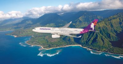Hawaiian Airlines offers COVID-19 testing