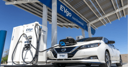 Charging Forward With EVs