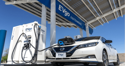 update on EV chargers