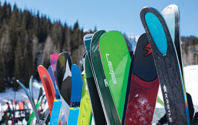 what's new this ski season in Colorado