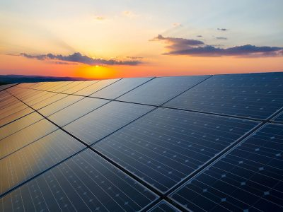 world's largest solar installation in Abu Dhabi