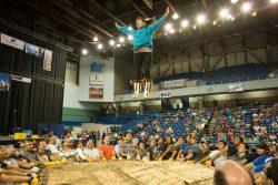 World Eskimo-Indian Olympic Games in Alaska