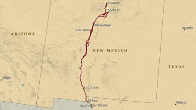 National parks with Hispanic history